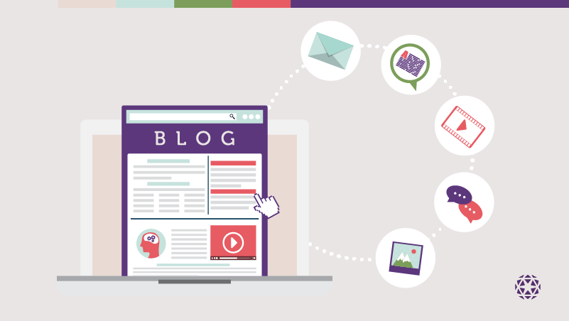 Easy steps to build your company blog
